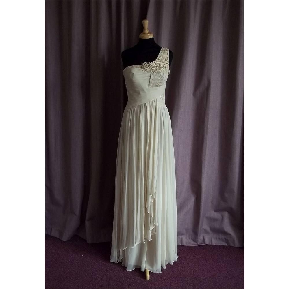 Biba sand wedding dress size 8 bnwt oxfam gb oxfam for Oxfam wedding dress shop