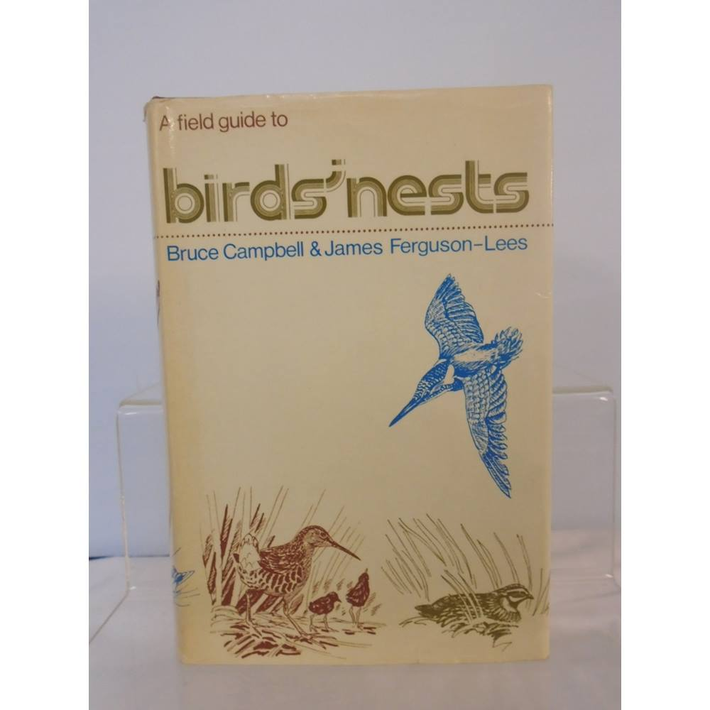 A Field Guide to Birds\' Nests | Oxfam GB | Oxfam\'s Online Shop