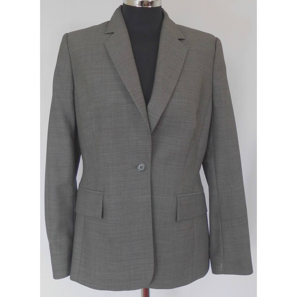 14810ad23 Laura Ashley 100% Pure New Wool Jacket Size 12 | Oxfam GB | Oxfam's Online  Shop