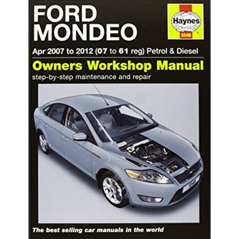 Ford Mondeo petrol & diesel (07-11) 07 to 11. Loading zoom