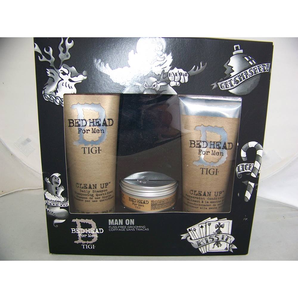 TIGI Bedhead for Men Man On gift set for hair