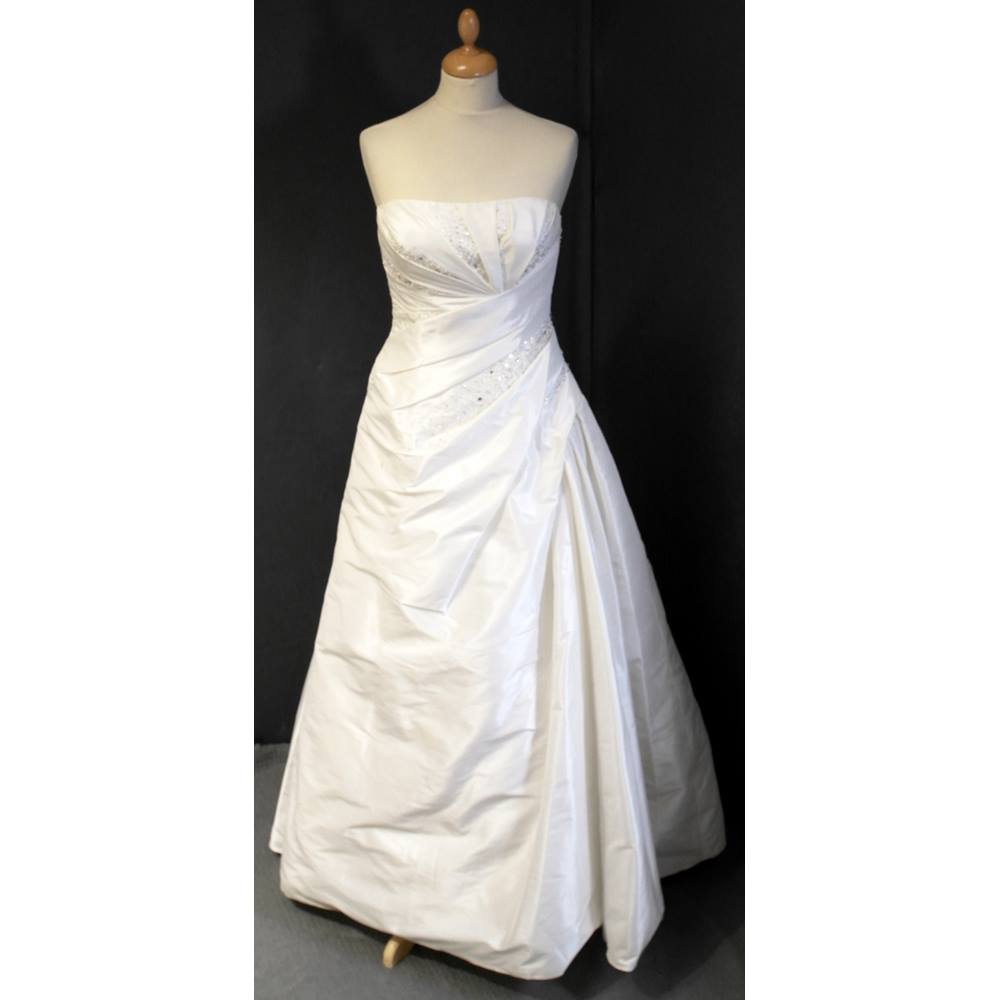 Tia by Benjamin Roberts Size 8 Ivory Wedding Dress Benjamin Roberts ...