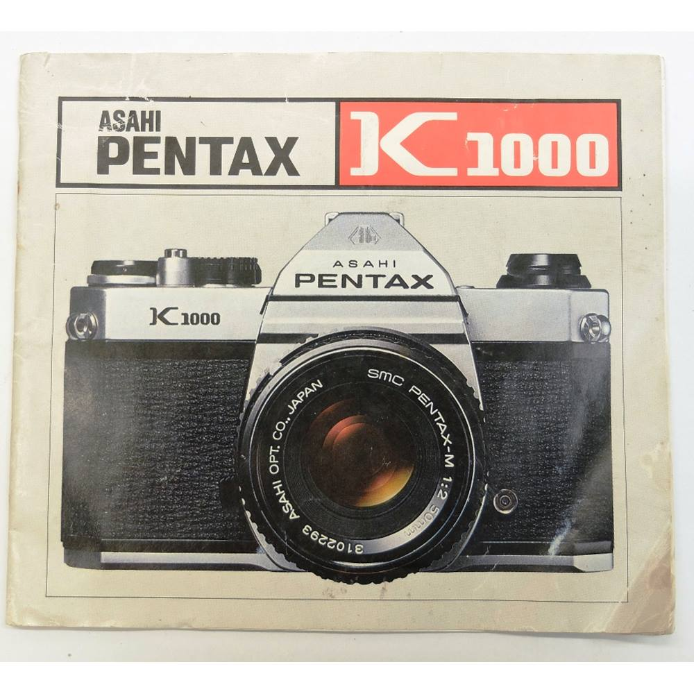 asahi pentax k1000 owners manual oxfam gb oxfam s online shop rh oxfam org uk pentax k1000 service manual pdf Pentax K1000 Sample
