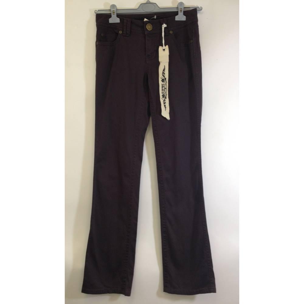 442e060287 Brand new - Kookai - Cotton Sateen Trousers - size 38 Kookai - Size  38.  Loading zoom