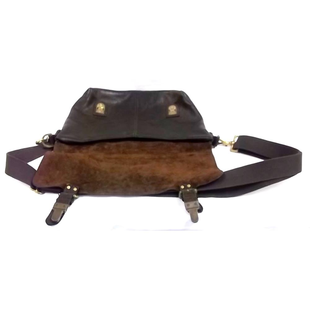 Mulberry brown leather Messenger   Cross body bag. Loading zoom. Rollover  to zoom 4fb729df3569c