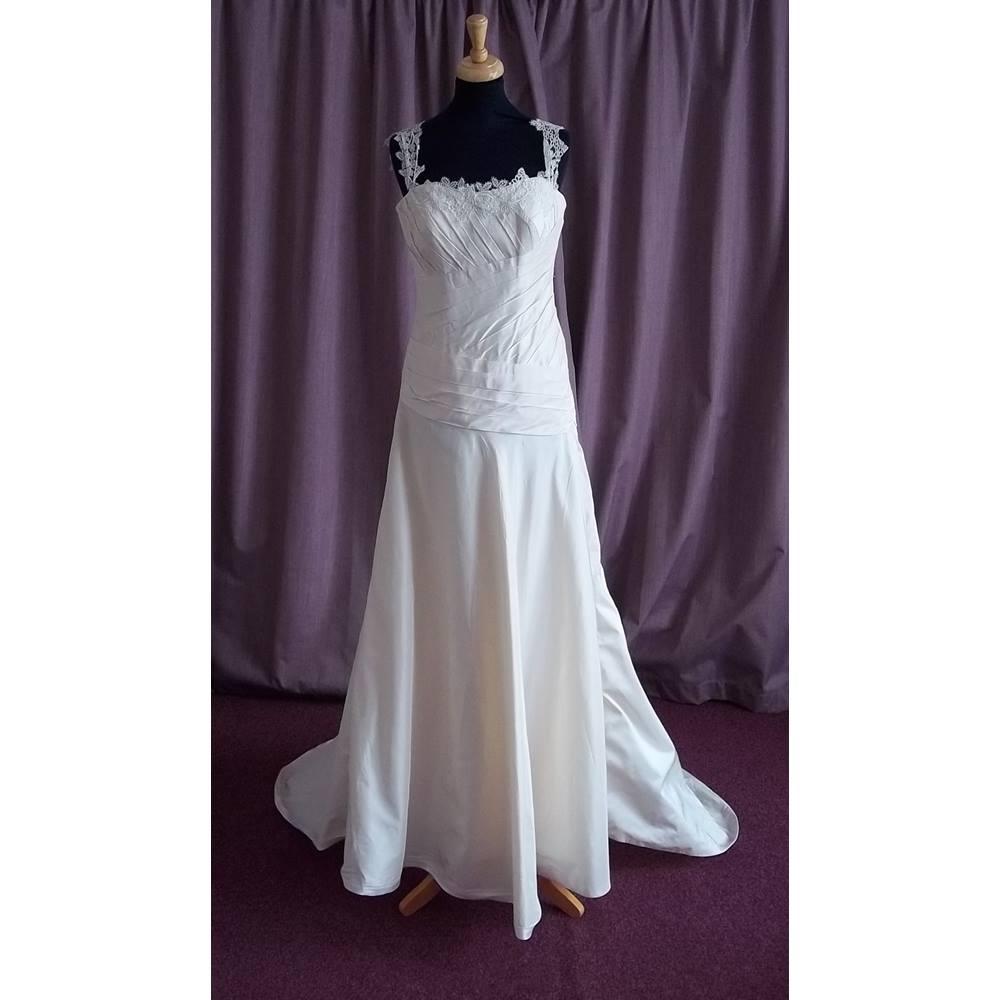 Johanna Hehir London, Wedding Dress, Size 10 | Oxfam GB | Oxfam\'s ...