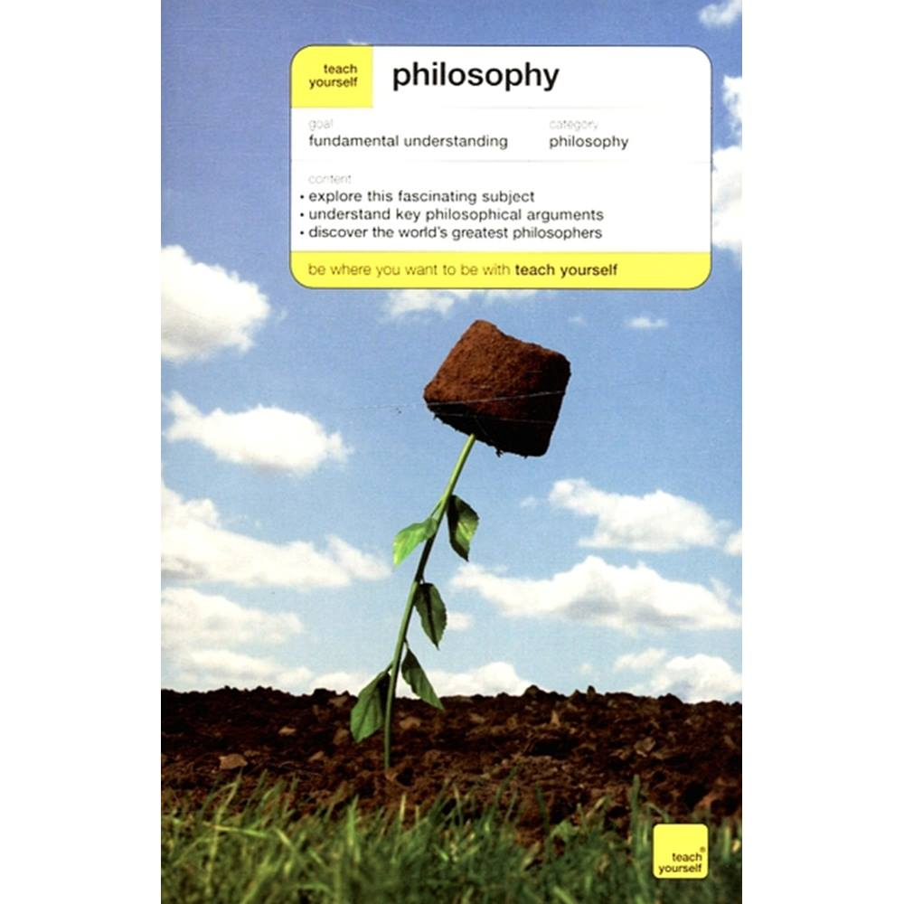 Preview of the first image of Philosophy.