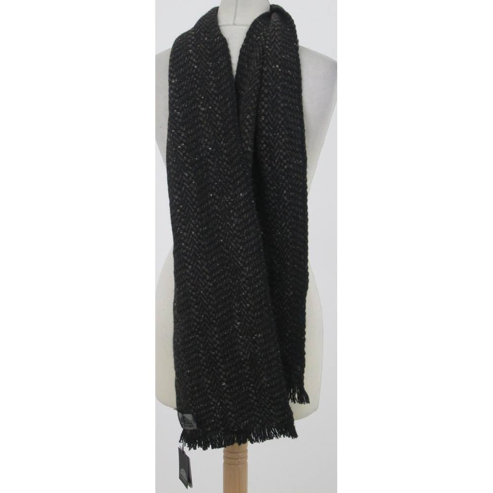 3de59718f BNWT McKernan brown camel hair scarf | Oxfam GB | Oxfam's Online ...