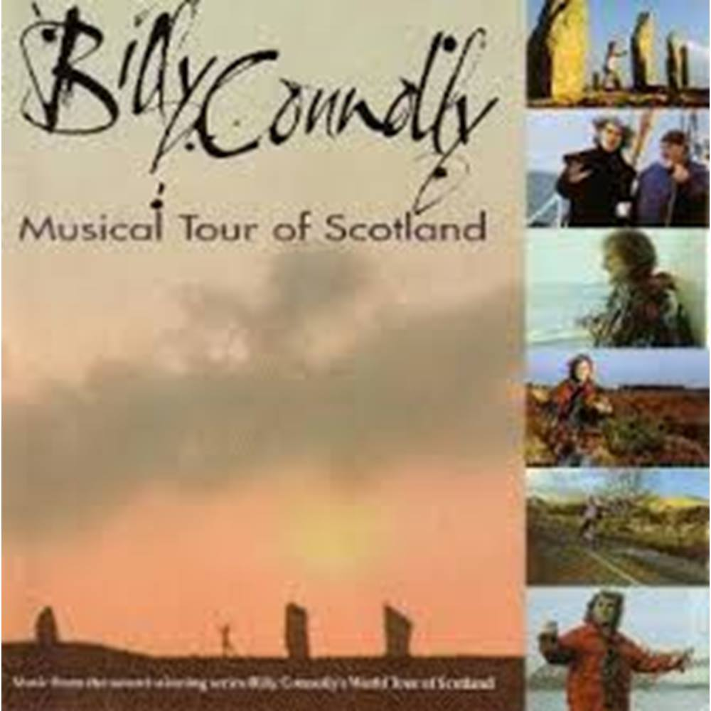 Billy Connolly : Musical Tour Of Scotland | Oxfam GB | Oxfam's Online Shop