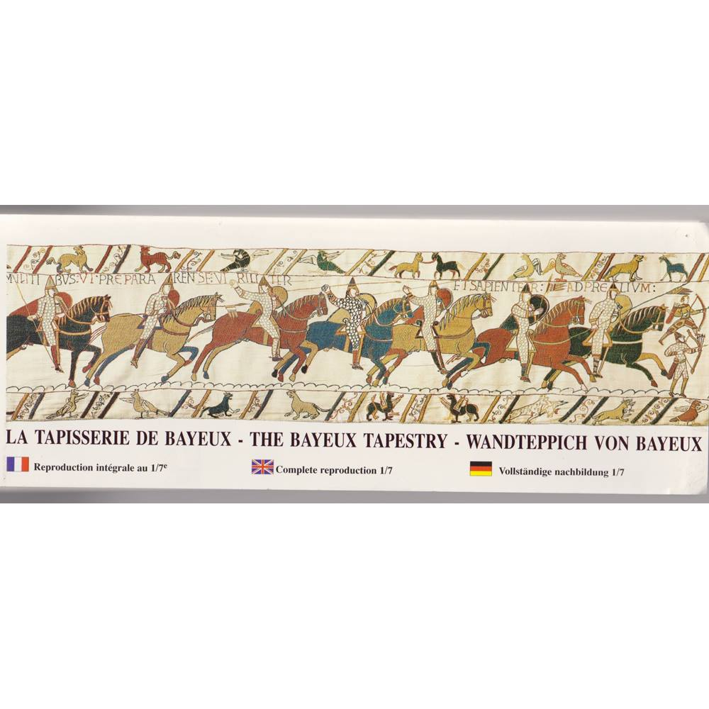 The Bayeux Tapestry Complete Reproduction 1 7 Oxfam Gb