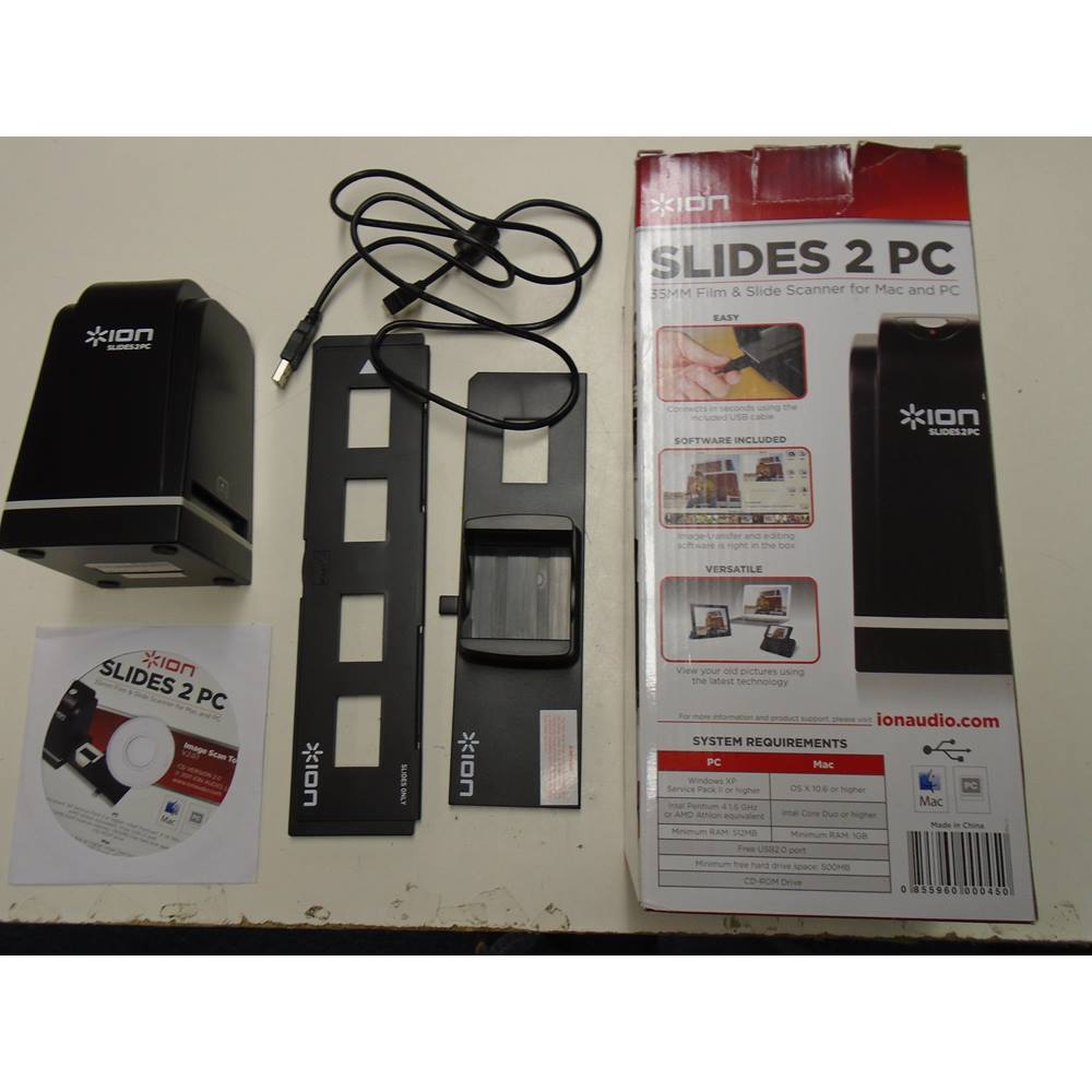 Slide and Film Scanner for Mac and PC | Oxfam GB | Oxfam's Online Shop