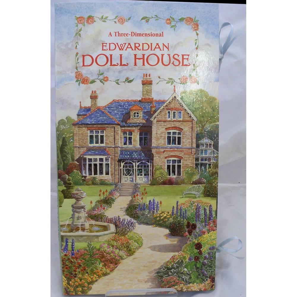 A Three Dimensional Edwardian Doll House Oxfam Gb Oxfam S