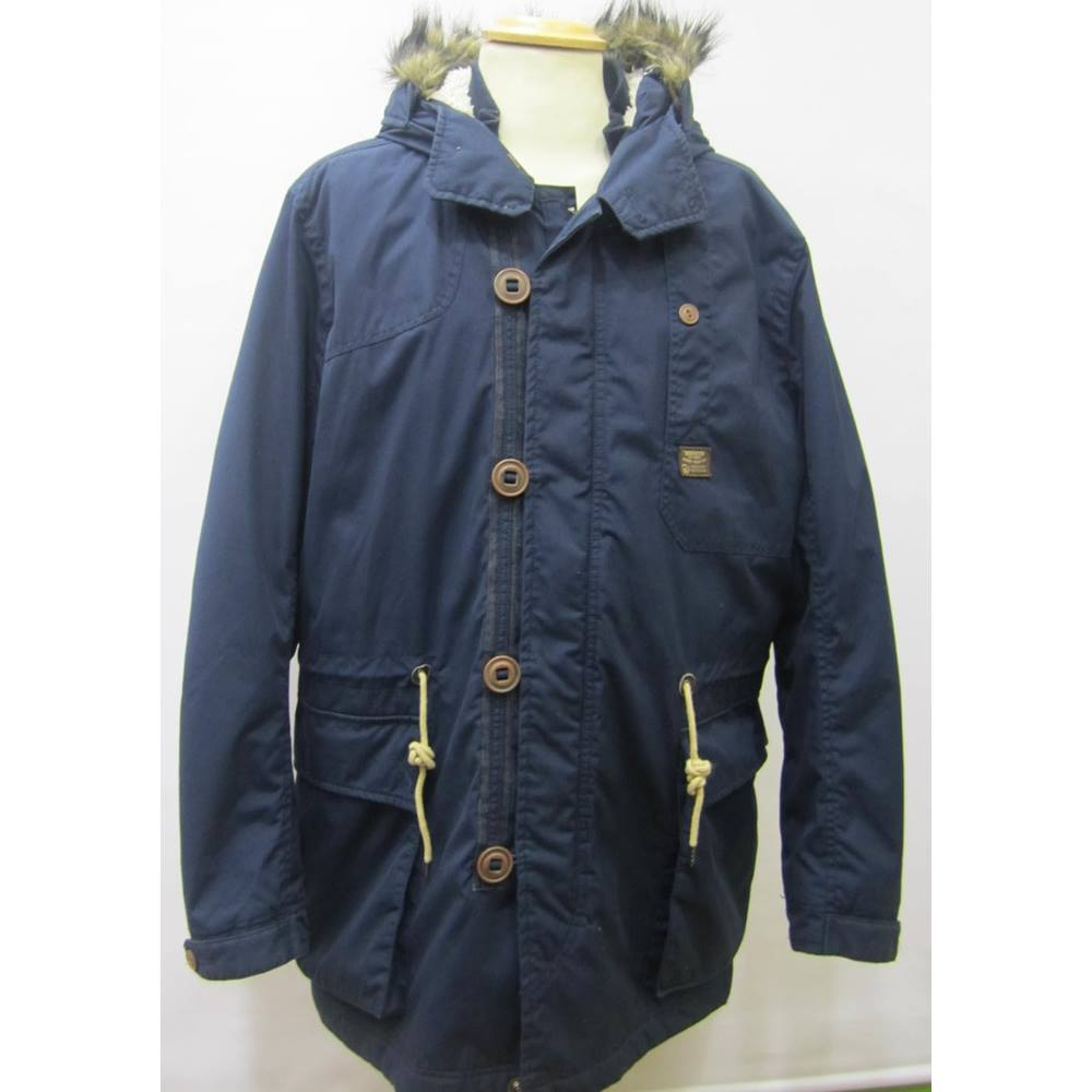 Duck   Cover - Size  XL - Blue - Parka. Loading zoom a5251b2d5d9f