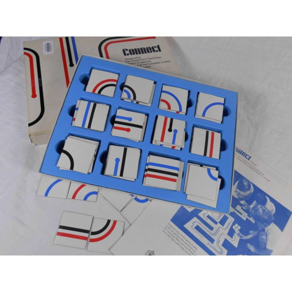 Vintage Connect Tile Game L0543G Galt | Oxfam GB | Oxfam\'s Online Shop