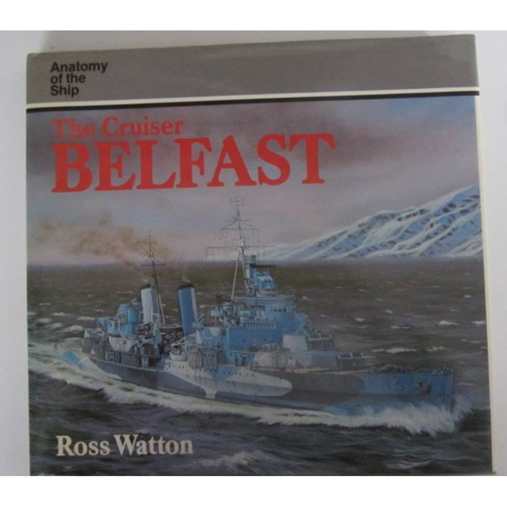 Anatomy of the Ship - The Cruiser Belfast | Oxfam GB | Oxfam\'s ...