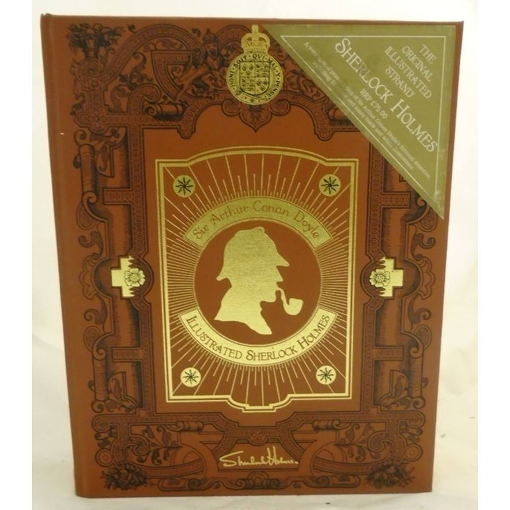 The Original Illustrated Strand Sherlock Holmes Complete Facsimile Edition Special Limited Loading Zoom