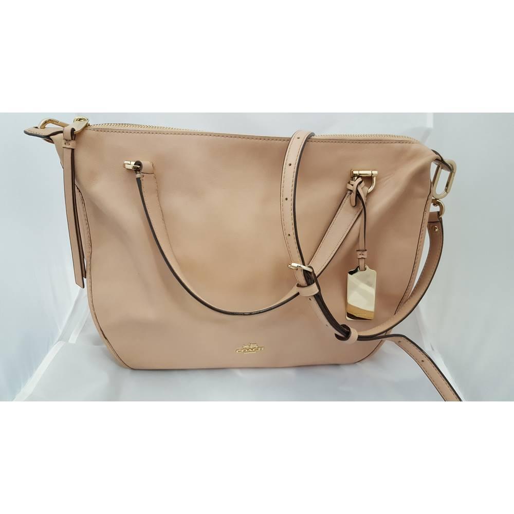 Coach bag Coach - Size  M - Pink - Handbag  b8617ef3aa4a6