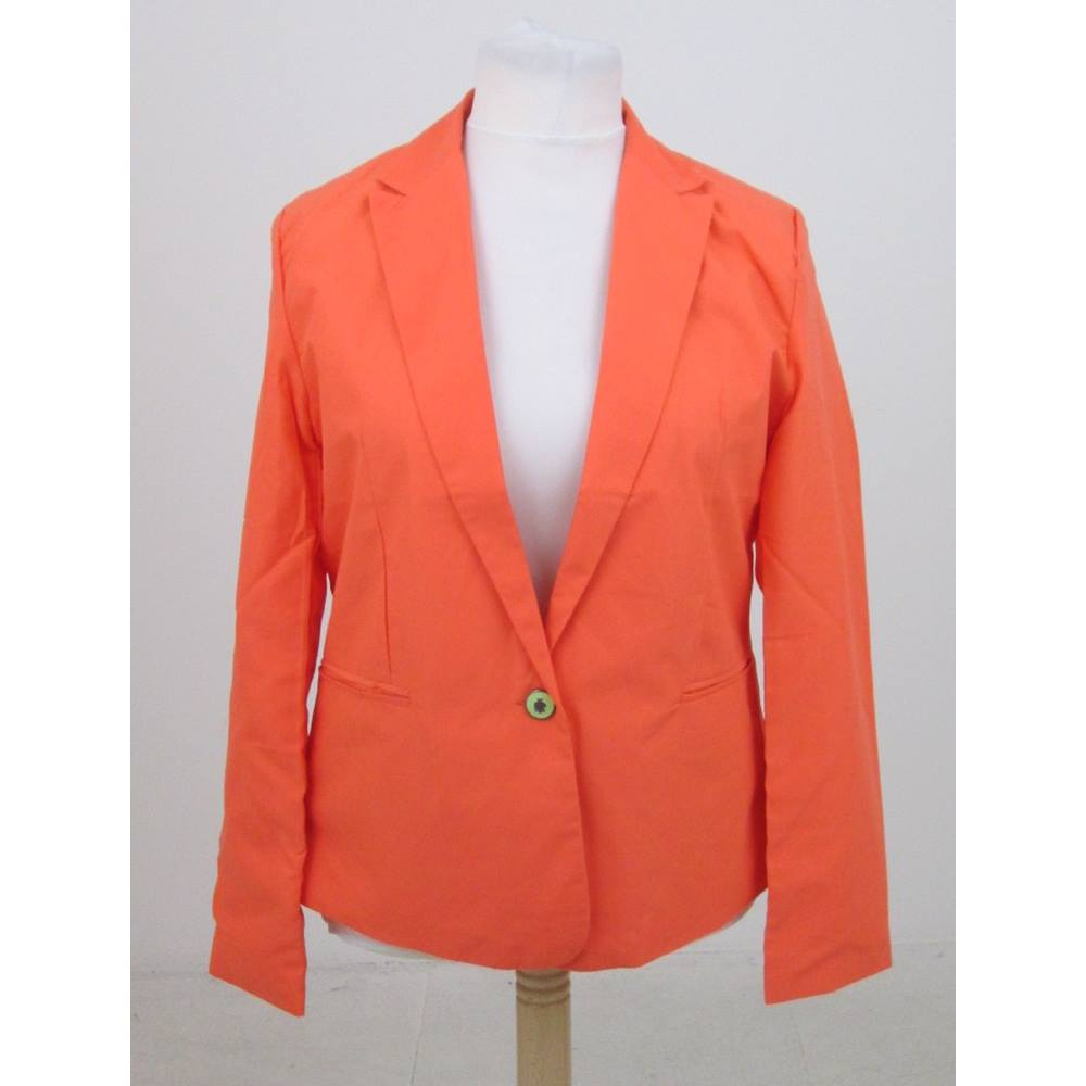 23a65c0d BNWT Zara, size XXL orange lightweight jacket | Oxfam GB | Oxfam's ...