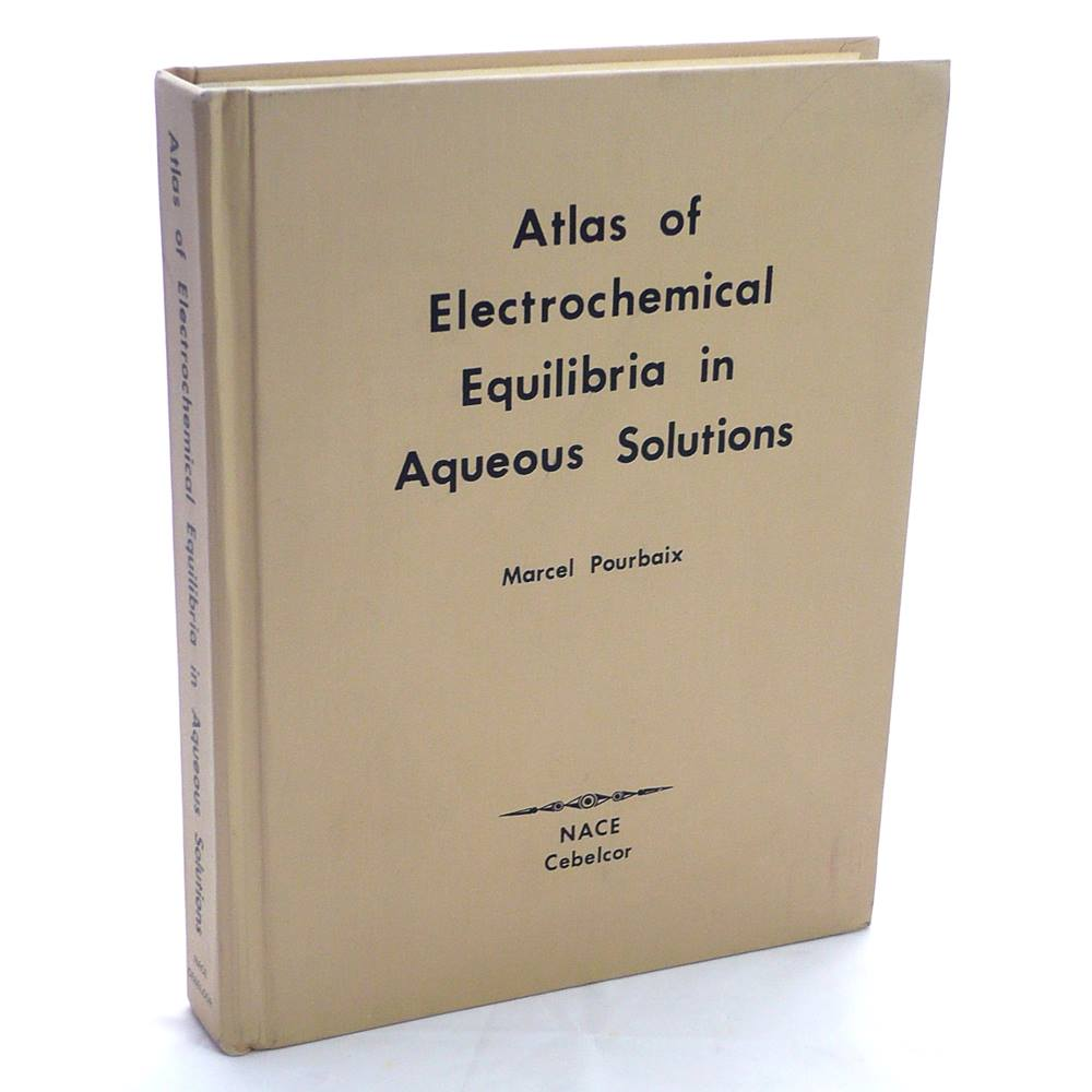 Atlas of electrochemical equilibria in aqueous solutions by marcel atlas of electrochemical equilibria in aqueous solutions by marcel pourbaix loading zoom ccuart Gallery