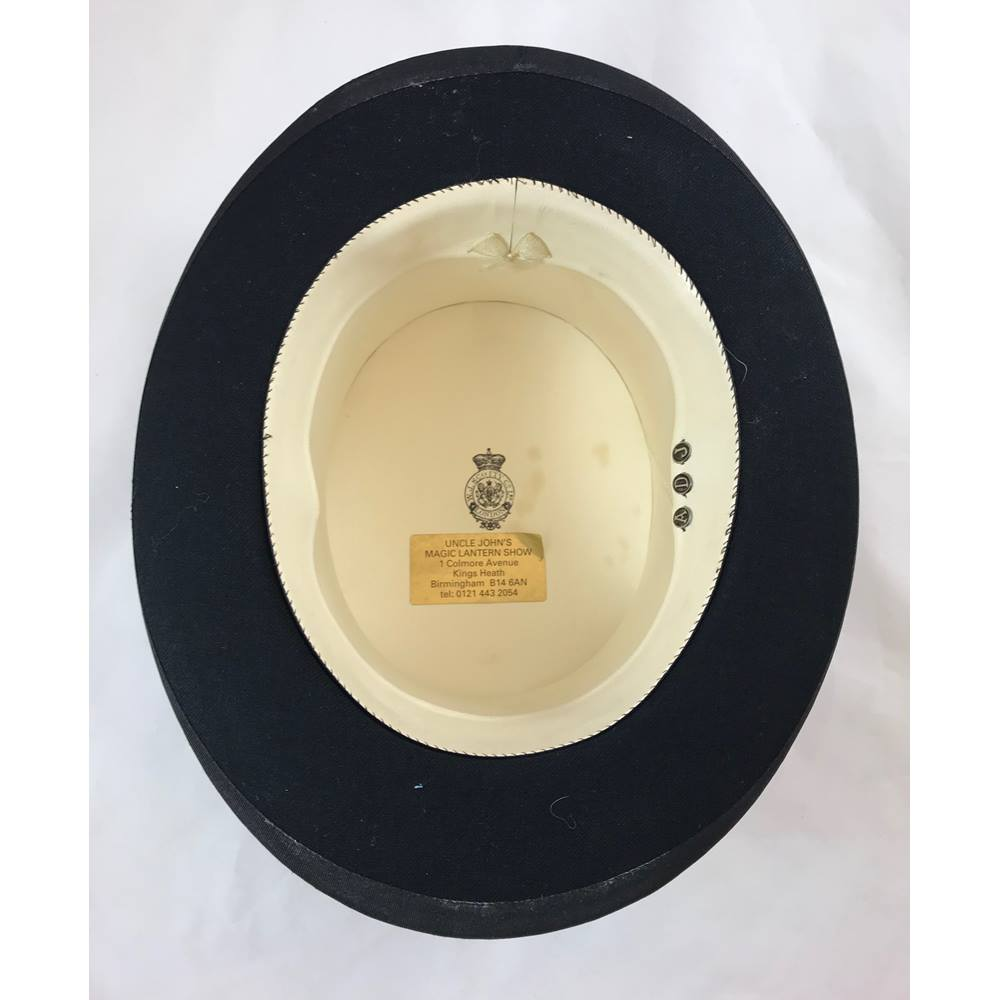 330675ce3 Vintage Black Silk Top Hat | Oxfam GB | Oxfam's Online Shop