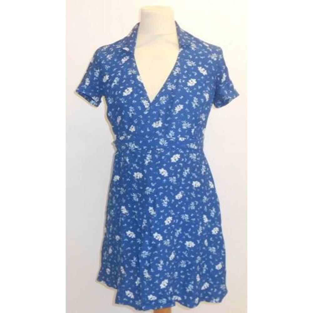 Jack Wills Chesham Floral Wrap Dress Size:8 Jack Wills - Size: 8 ...
