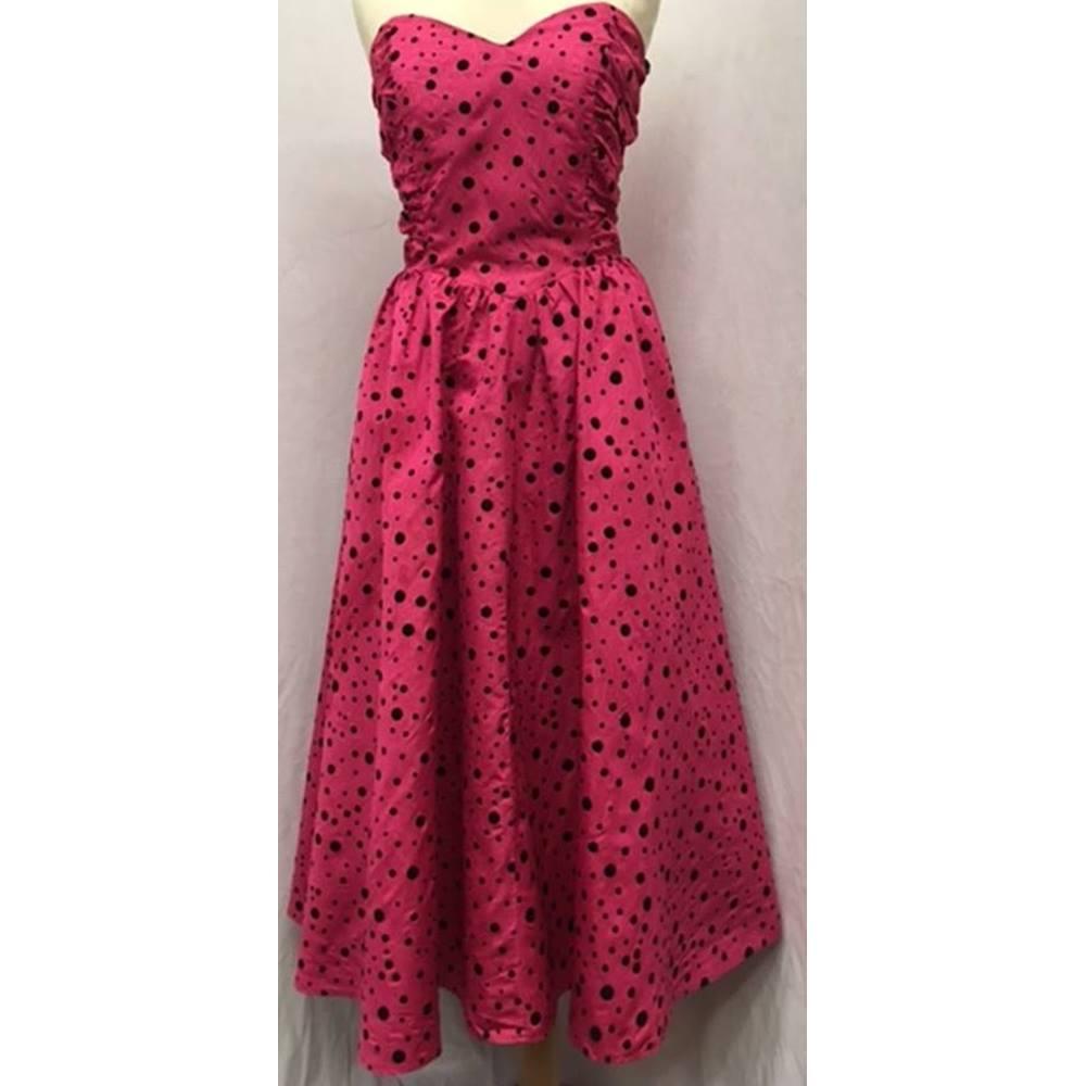 Polka Dot Prom Dresses