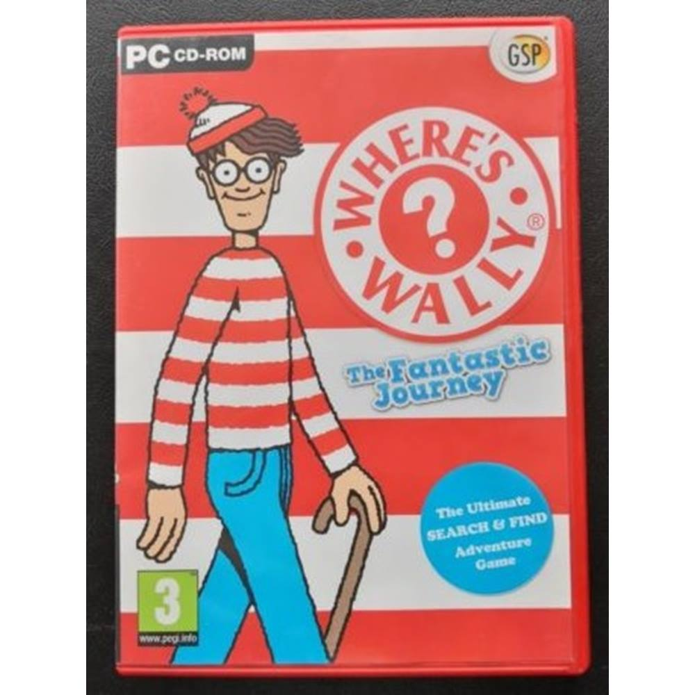 Where's Wally? The Fantastic Journey | Oxfam GB | Oxfam's Online Shop