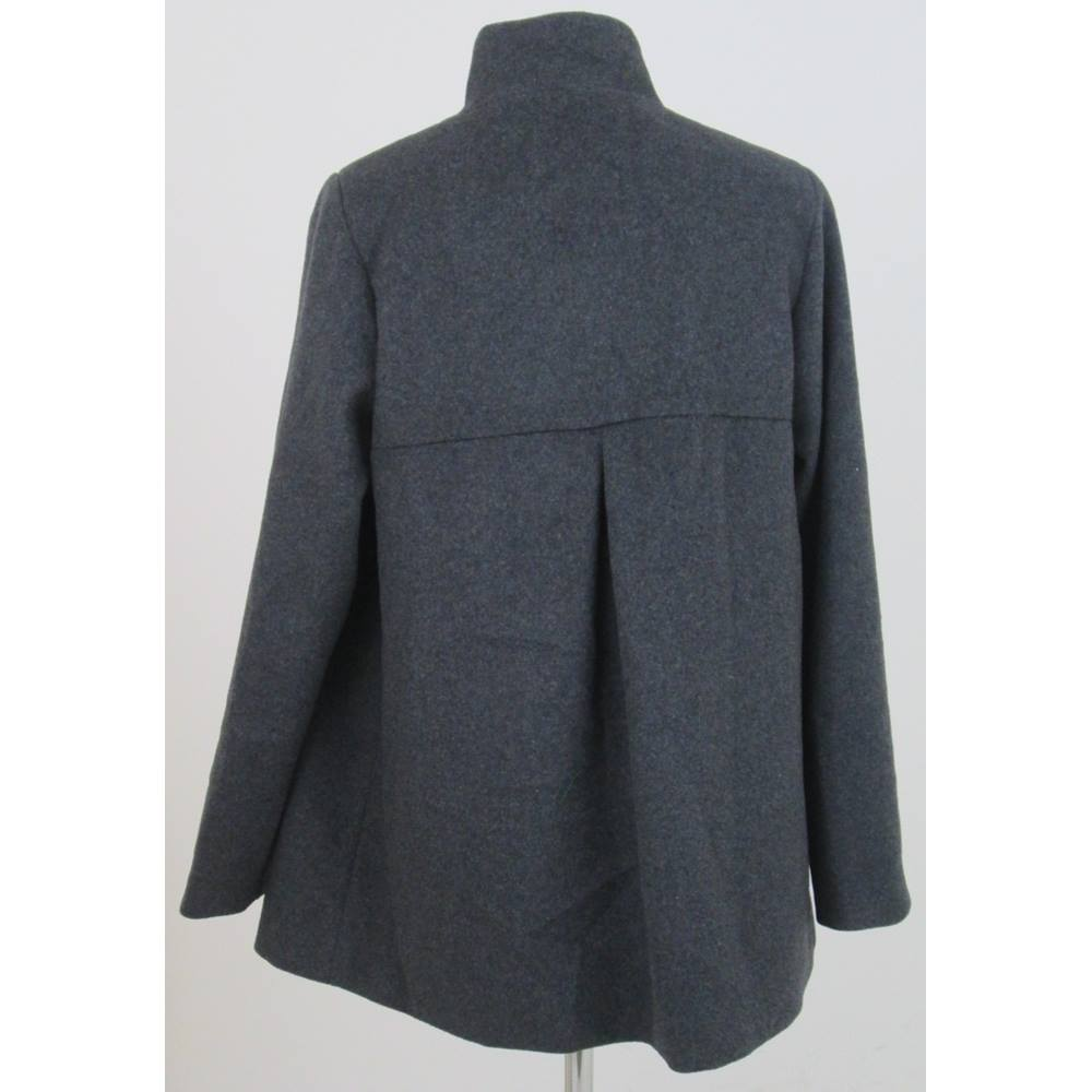 814f8d6f8bad Jojo Maman Bébé - Size 10 - Grey jacket   coat