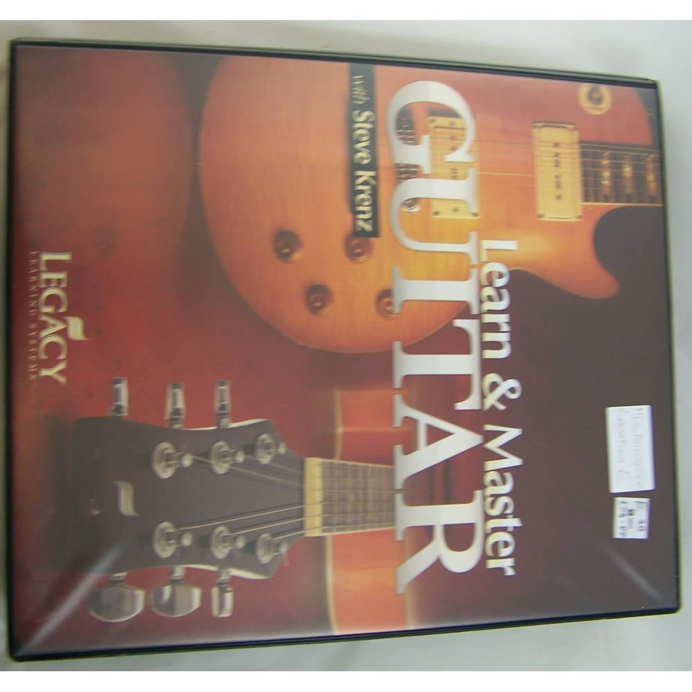 Learn And Master Guitar Book