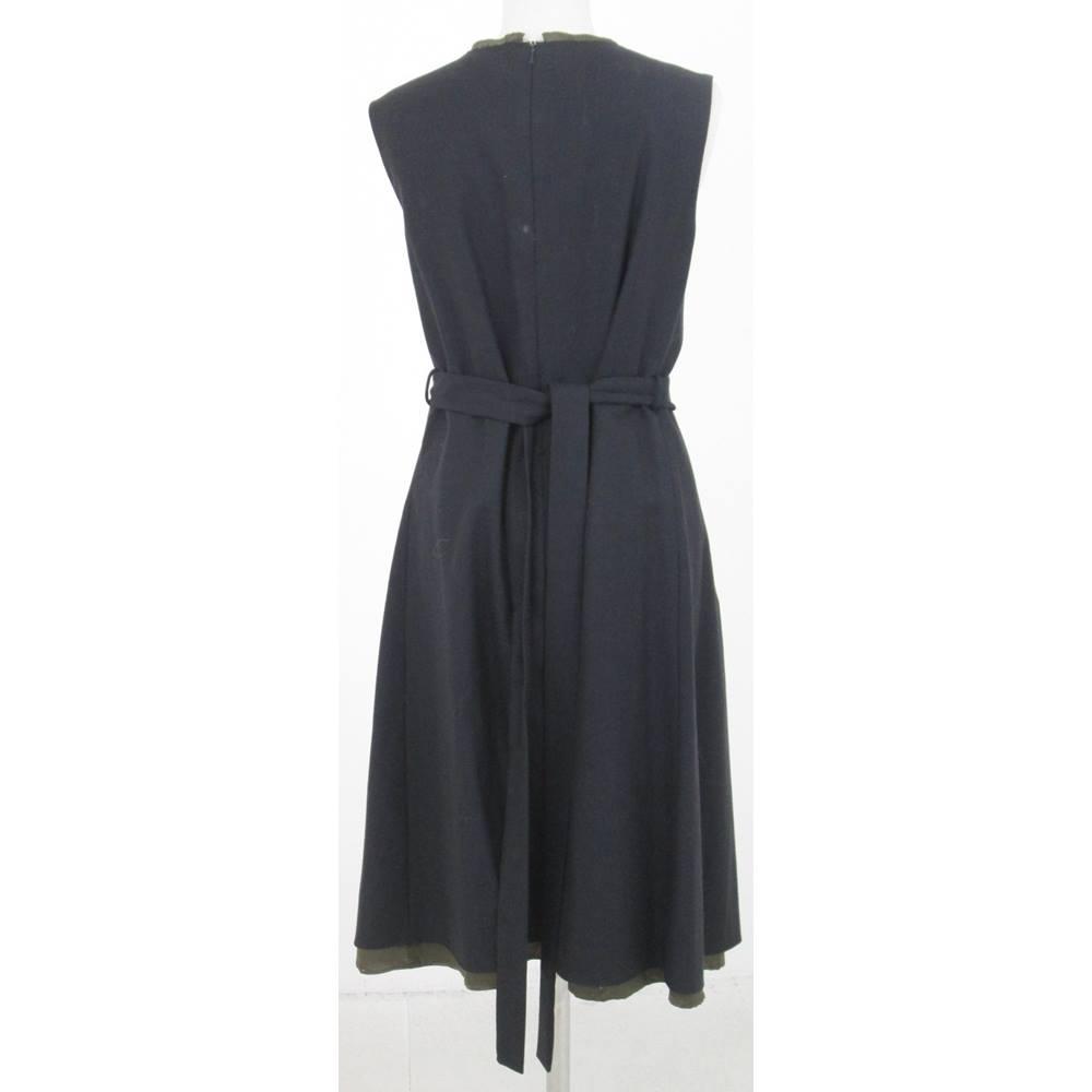 b3031a67ba Toast - Size: 10 - Grey wool sleeveless dress | Oxfam GB | Oxfam's ...