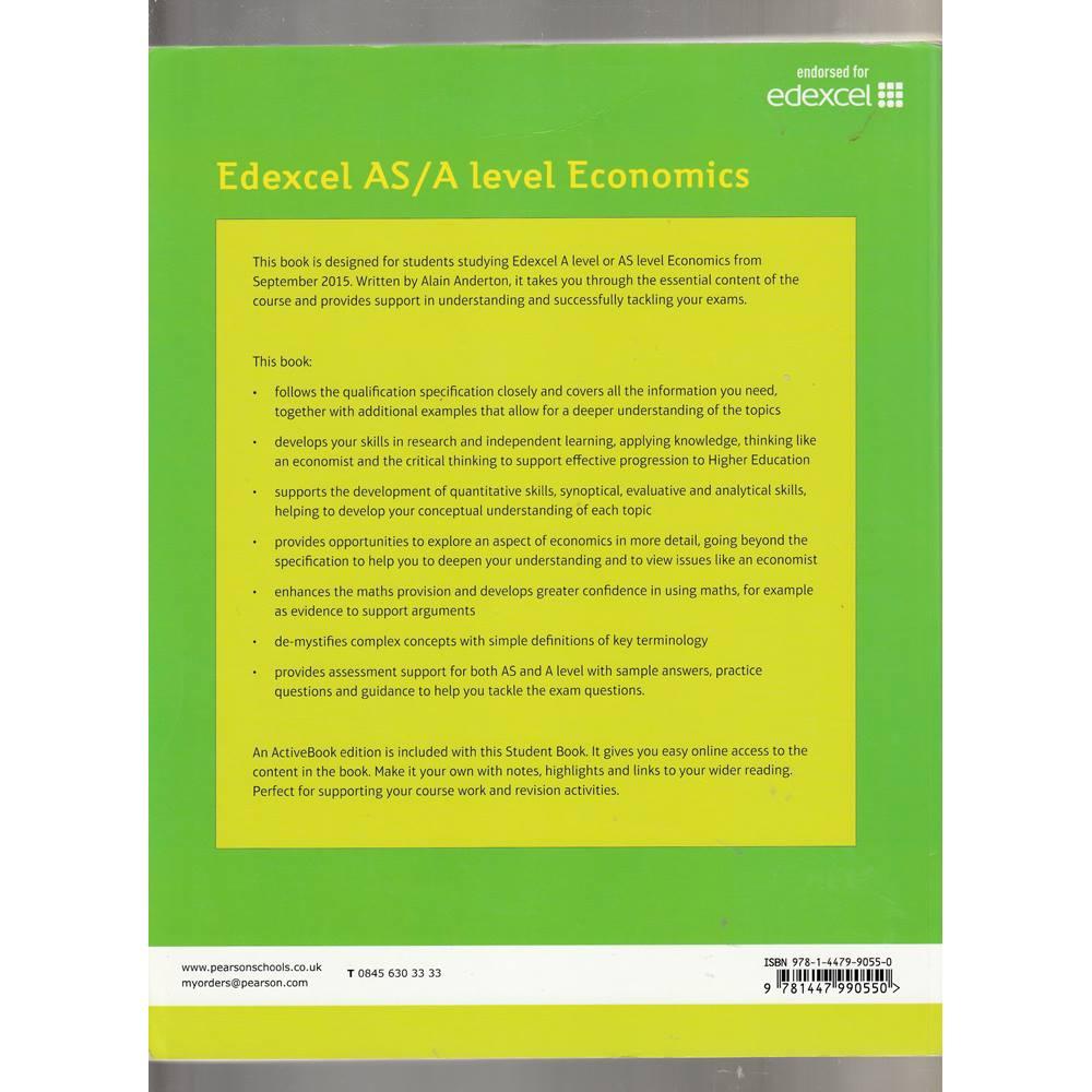 Edexcel AS/A Level Economics - 6th Edition | Oxfam GB | Oxfam's Online Shop