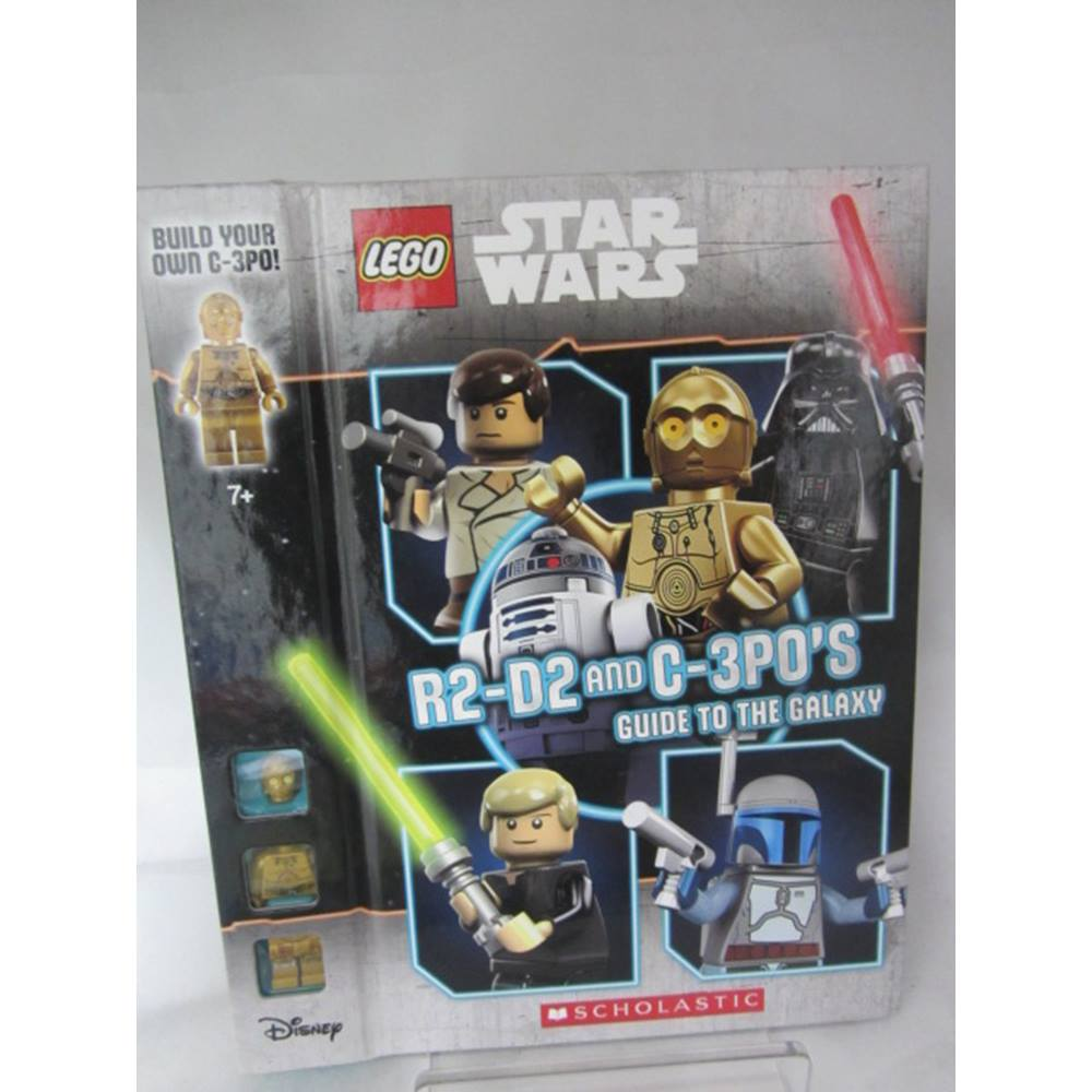 LEGO STAR WARS: R2-D2 and C-3P0's Guide to the Galaxy. Loading zoom.  Rollover to zoom