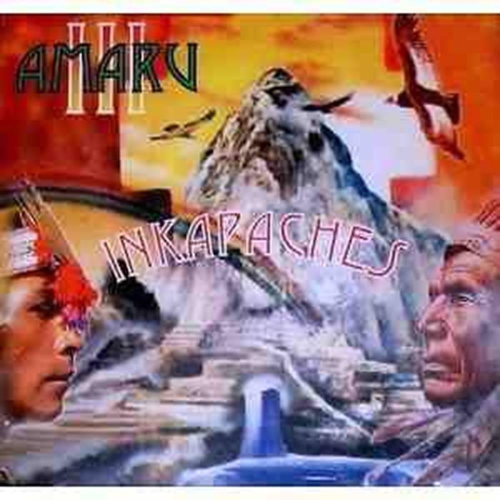 Inkapaches (CD album) Amaru III (Native American music) | Oxfam GB |  Oxfam's Online Shop