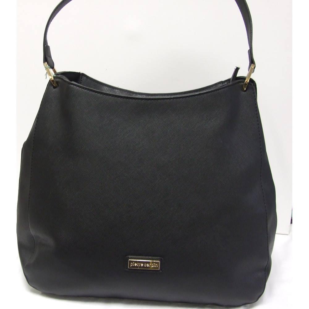 7732ecc9dd5 Pierre Cardin tote bag Pierre Cardin - Black - Tote bag