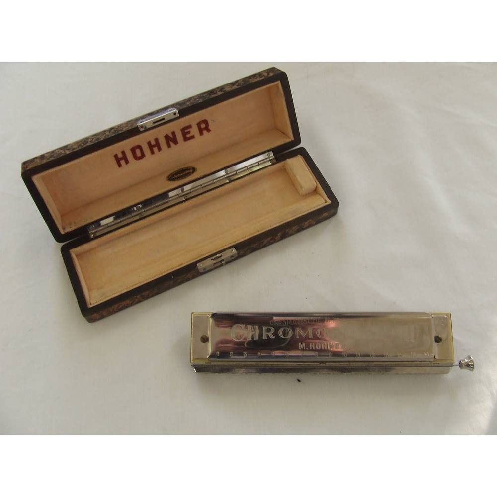 Hohner Chromonika Mundharmonikas