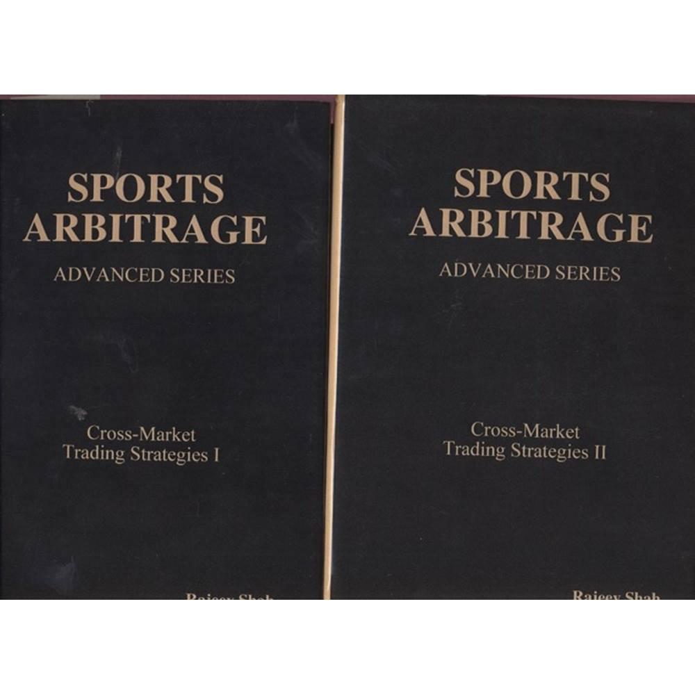 Sports Arbitrage : Cross-market Trading Strategies vols 1 and 2 | Oxfam GB  | Oxfam's Online Shop