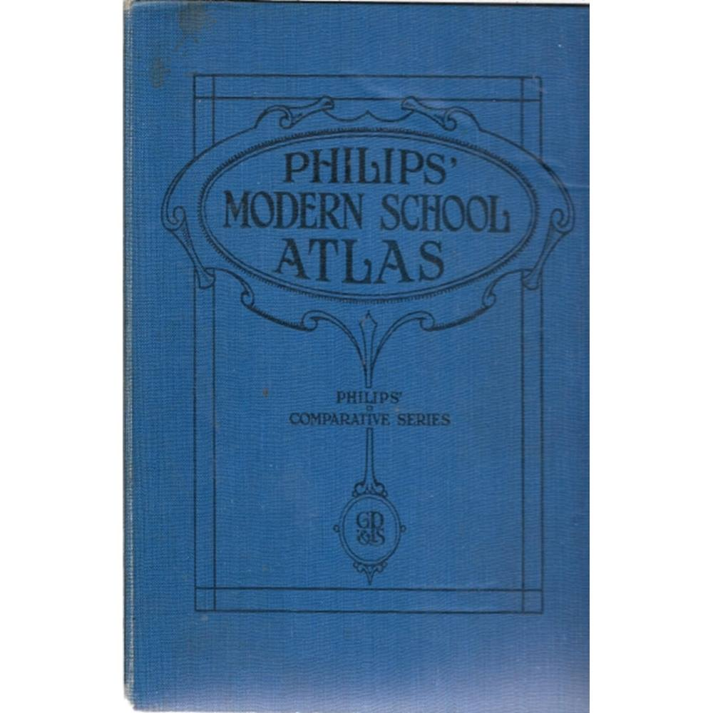 Philips Modern School Atlas of Comparative Geography   Oxfam GB   Oxfam's  Online Shop