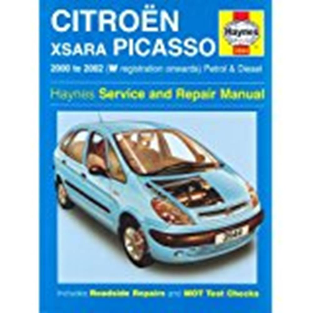 Citroen Xsara Picasso service and repair manual A Haynes Manual. Loading  zoom