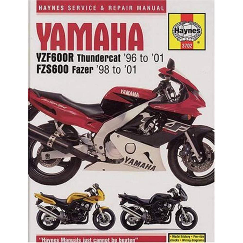 yamaha yzf600r thundercat fzs600 fazer service and repair manual rh oxfam org uk 2002 Yamaha YZF600R Speedometer Cable 2002 yamaha yzf600r repair manual