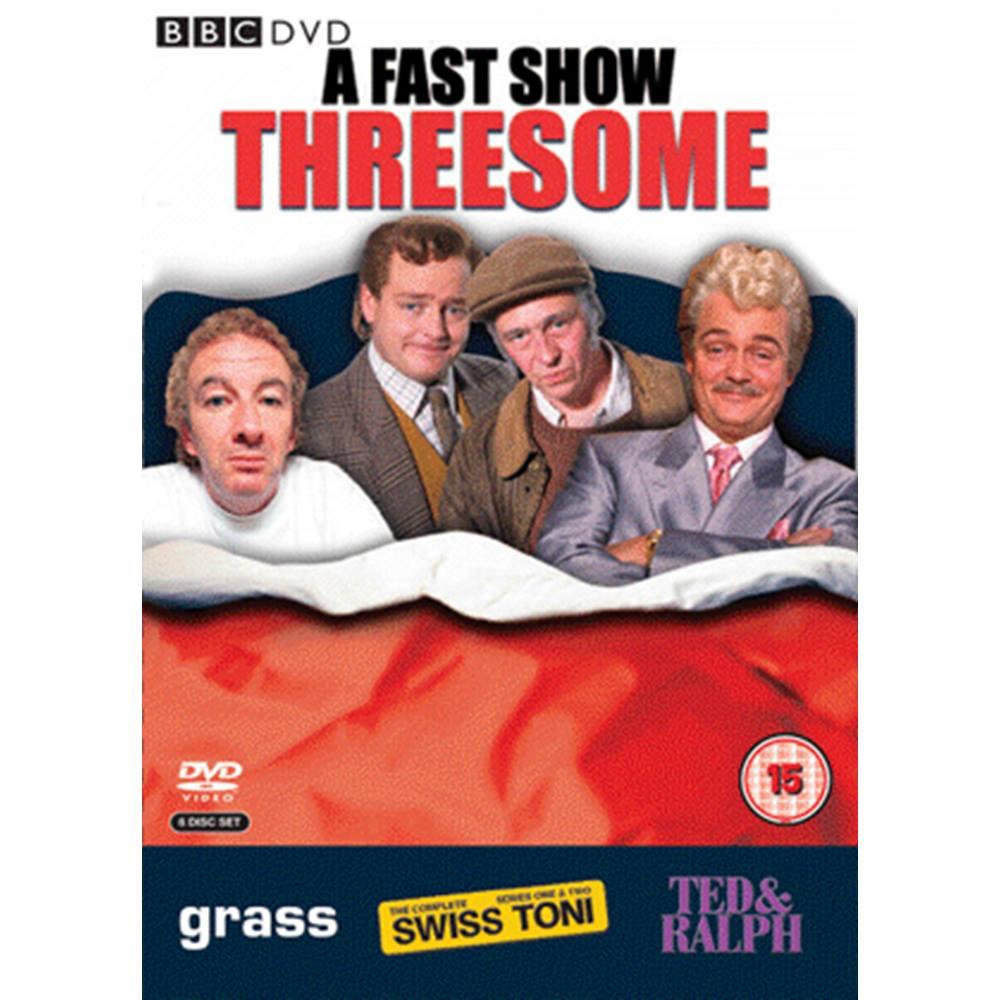 Fast show threesome