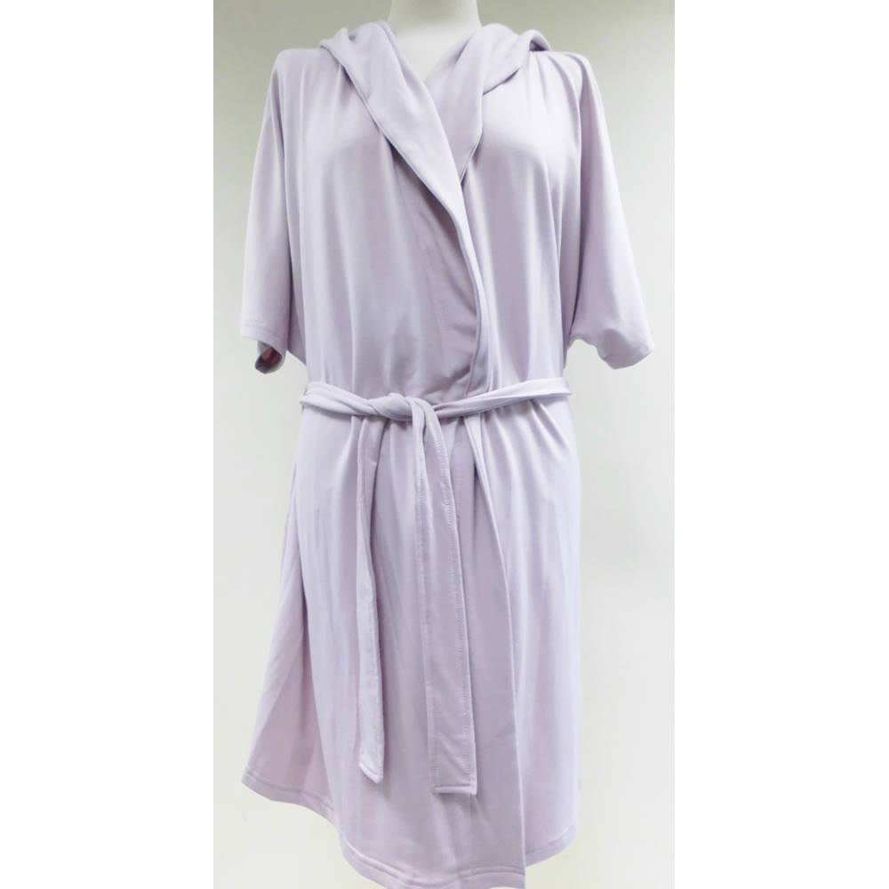 M&S Marks & Spencer - Size: 12-14 - Pink - Dressing gown   Oxfam GB ...