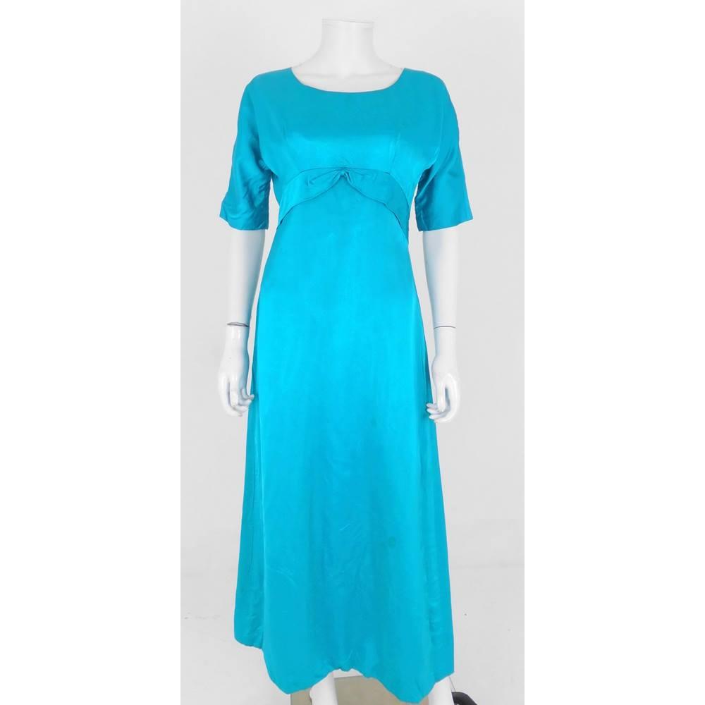 Vintage 70\'s/80\'s - Edward Beach of Nottingham - Size: 10 - Blue ...