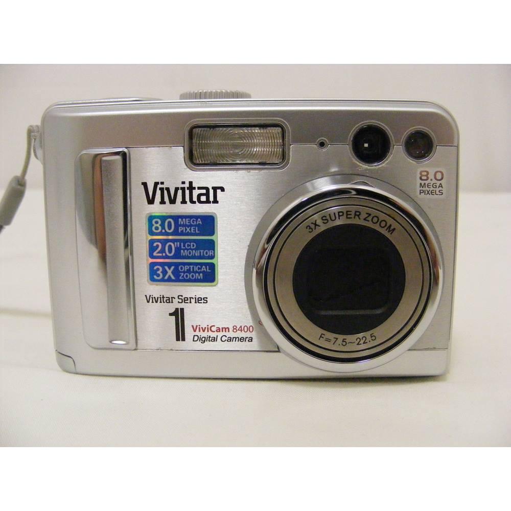vivitar vivicam 8400 8mpixel digital camera oxfam gb oxfam s rh oxfam org uk Vivitar ViviCam 7122 Vivitar ViviCam 7122