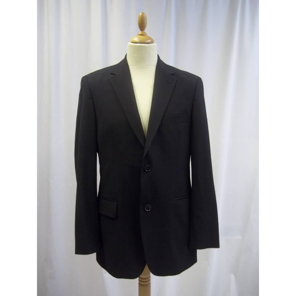 f2e09a1ff Hugo Boss - Size: L - Black - Jacket | Oxfam GB | Oxfam's Online Shop