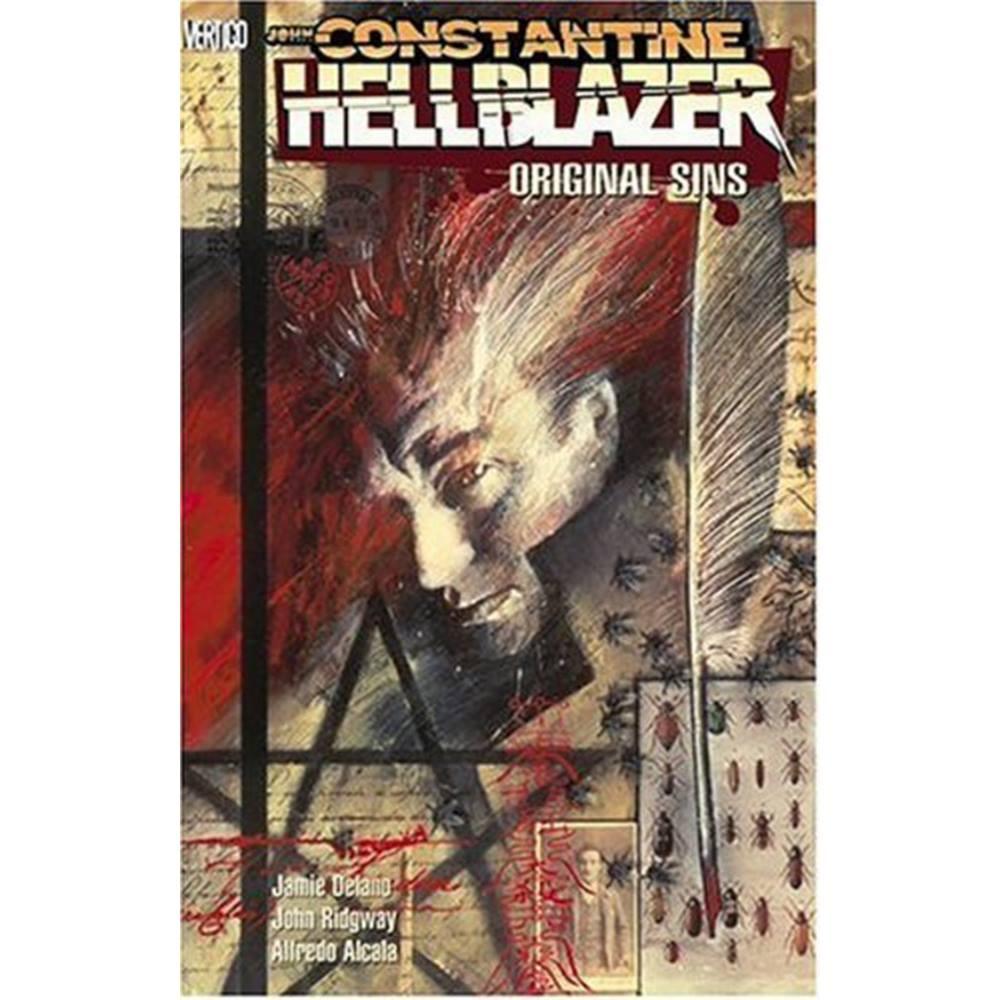 John Constantine Hellblazer- Original sins