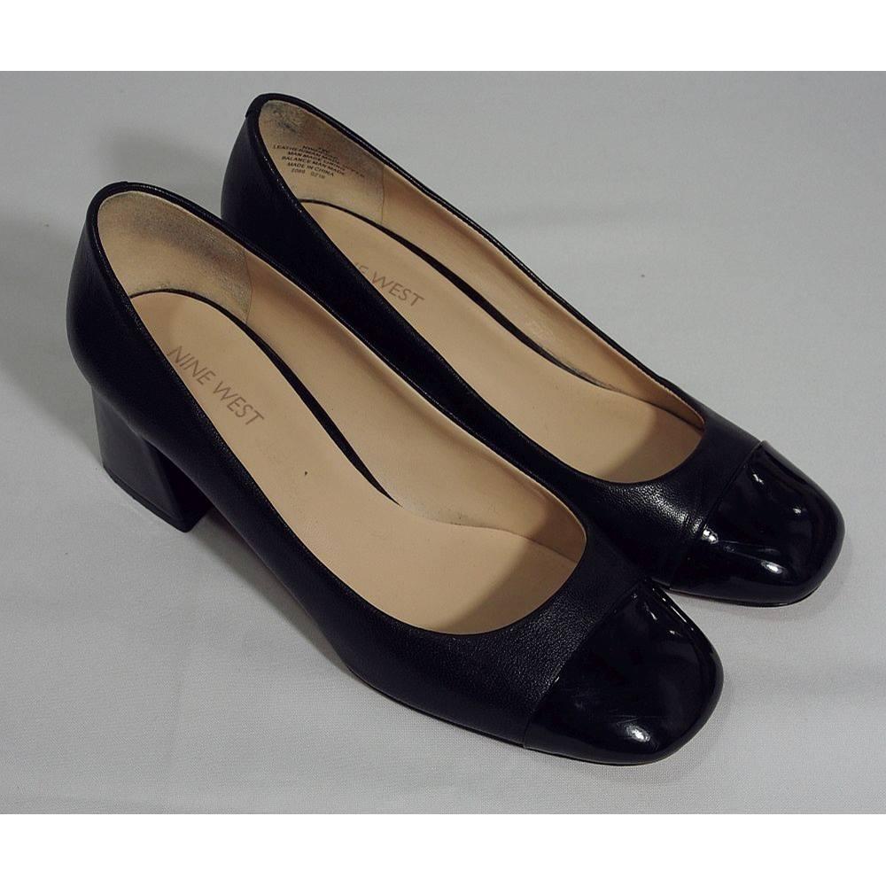 Nine West Shoes   Nine West Fredao Zinc Pumps Size 8m