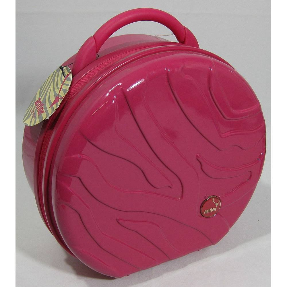 Bnwt Antler Vanity Case Pink Size 12 X 11 X 6 Inches Oxfam Gb Oxfam S Online Shop