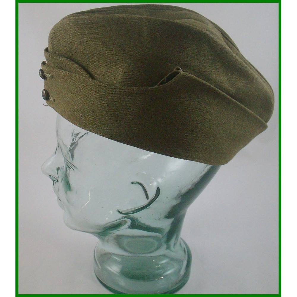 G A Dunn British Field Cap Early WWII | Oxfam GB | Oxfam's Online Shop