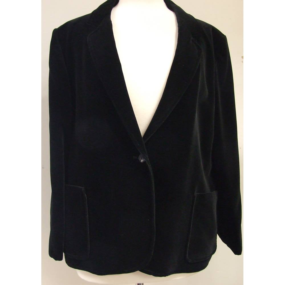 f93fd29c10d Bickler - Size  18 - Black - Smart jacket   coat