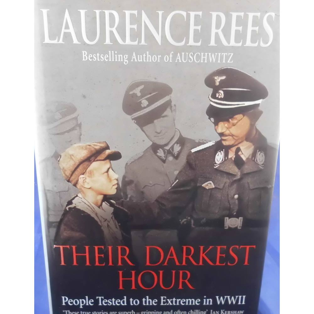 Their Darkest Hour: People Tested to the Extreme in WWII